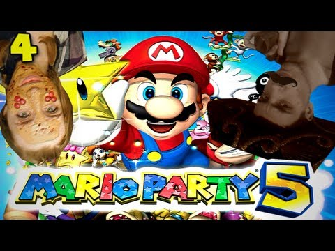 Mario Party 5 w/ Chilled and Karamel! (Part 4: You're a Horrible Person)