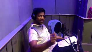 Vennela Kishore dubbing for Kathanam - idlebrain.com - IDLEBRAINLIVE