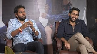 Naga Chaitanya And Director Chandoo Mondeti Interview About Savyasachi | TFPC - TFPC