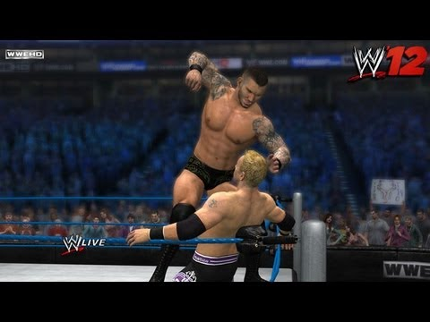 WWE '12 - Official Predator Technology