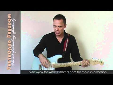 The 3 levels of fretboard mastery
