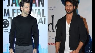 Shahid Comments on Hrithik's Dance Moves in Bang Bang - BOLLYWOODCOUNTRY