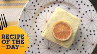Recipe of the Day: Valerie's Lemon Love Cake | Food Network - FOODNETWORKTV
