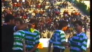 Famalicão - 0 Sporting - 0  de 1991/1992