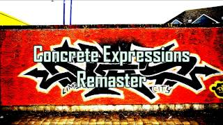 Royalty Free Concrete Expressions Remastered:Concrete Expressions Remastered