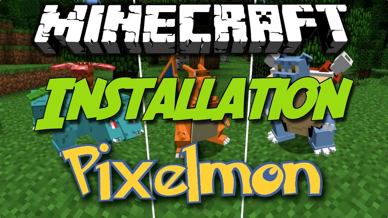 HOW TO DOWNLOAD PIXELMON 1.4.