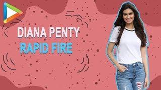 Aamir Khan – SRK, John or Saif? What will Diana Penty choose? RAPID FIRE - HUNGAMA