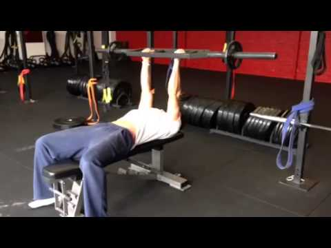 Modified Rolling Tricep Extentions