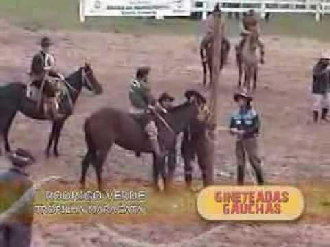 5° Encontro Internacional de Tropilhas e Ginetes - DVD - Gineteadas Gauchas - Vol 1