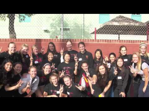 USC Women's Rowing 2012-2013