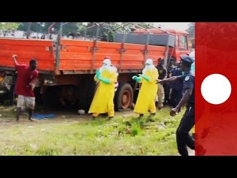 Video: Ebola patient escapes medical centre in Liberia, spreads panic in Monrovia
