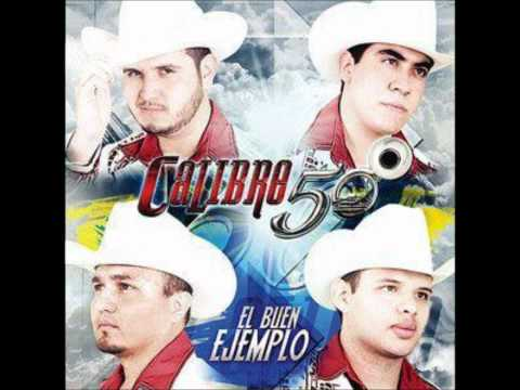 Calibre 50 - El Buen Ejemplo (Estudio 2012)