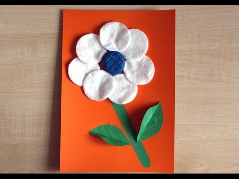 Подарок из цветной бумаги видео