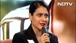 #NDTVYuva: Actor Kajol On What It Means To Be A Good Mother - NDTV