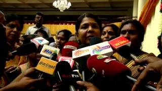 DMK Executive Meet – Karunanidhi is Unwilling to Name as Chief Minister Candidate