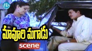 Maavoori Magaadu Movie Scenes - Nutan Prasad Irritates His Wife    Krishna    Sridevi - IDREAMMOVIES