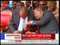 Deputy President William Ruto's Speech During Speaker Muturi's Mother's Burial