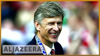 ⚽ Arsene Wenger to leave Arsenal after 22 years | Al Jazeera English - ALJAZEERAENGLISH
