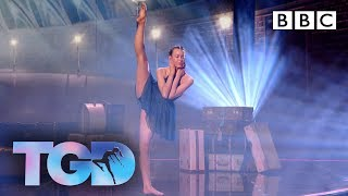 Emotional Ellie wins TGD after 'out of this world' performance - The Greatest Dancer Final | LIVE - BBC