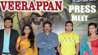 Killing Veerappan Movie Pressmeet | Shivaraj Kumar, Sandeep Bharadwaj | TFPC - TFPC