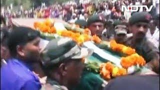 शहीद औरंगजेब के परिवार से मिलेंगे सेना प्रमुख जनरल बिपिन रावत - NDTVINDIA
