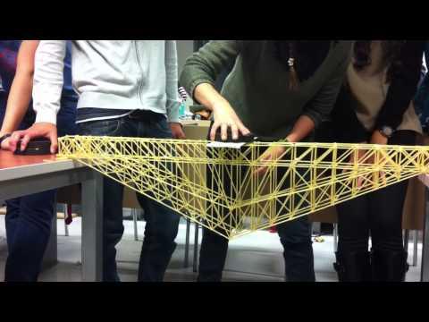 2013-2 puente, estética, resistencia, maqueta
