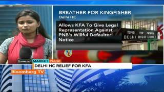 Market Pulse: Delhi HC Relief For KFA - BLOOMBERGUTV