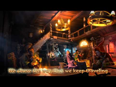 The Book of Unwritten Tales 2 Release Trailer