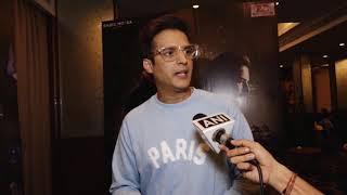 20 Jul, 2018 - Bollywood actors promote upcoming action-thriller in Mumbai - ANIINDIAFILE