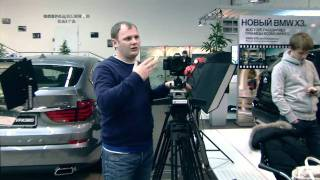 "Trailer ""Nokia N8 & BMW X3"""