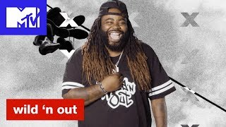 Darren Brand Is Basically Idris Alba's Twin '60 Second Interview' | Wild 'N Out | MTV - MTV