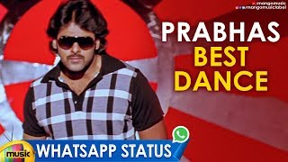 Prabhas Best Dance WhatsApp Status | Orori Yogi Song | Yogi Telugu Movie | Mumaith Khan | Nayanthara - MANGOMUSIC