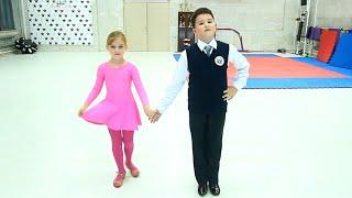 Спортивные бальные танцы / Юмагулов Рустам / Капли Stereo