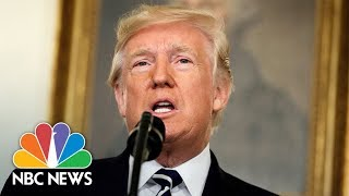Watch Live: Trump speaks on immigration with 'Angel Families' - NBCNEWS