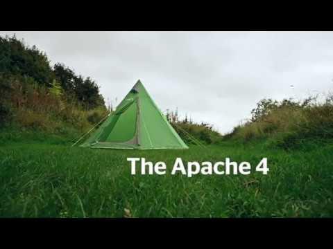 Freedom Trail Apache 4 Tipi Tent