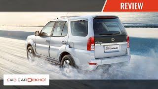 2015 Tata Safari Storme | Review of Features | CarDekho.com