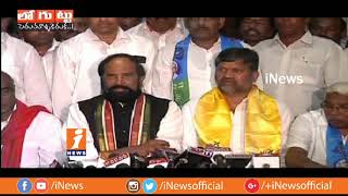 Secret Behind CPI Announced Assembly candidate Before not Allocation In Mahakutami | Loguttu | iNews - INEWS