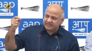 Dy CM of Delhi Manish Sisodia regarding PM Modi Speech on Indian economy   Mango News - MANGONEWS