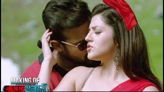 Jawaan Telugu Full Movie Making - Sai Dharam Tej, Mehreen Pirzada - DILRAJU