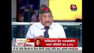 इमरान के पाकिस्तान पर भरोसे करे हिंदुस्तान? Halla Bol With Guest Anchor Retd Lt Gen Shankar Prasad - AAJTAKTV