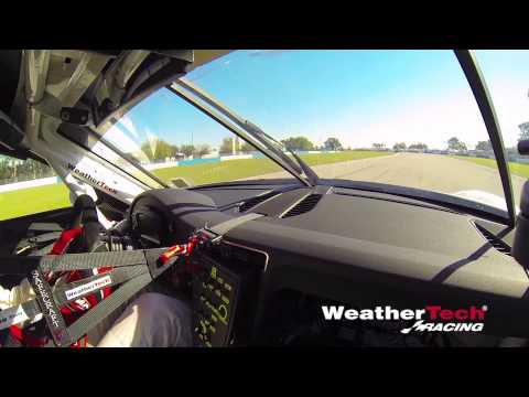 WeatherTech Racing Porsche Lap of Sebring 2014