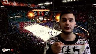 NHL 16 LEGACY EDITION ОБЗОР НА РУССКОМ