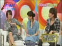 Ayase Haruka and Kamenashi Kazuya Rabbit face