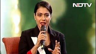 एनडीटीवी युवाः काजोल ने बताया- कौन है अच्छी मां - NDTVINDIA