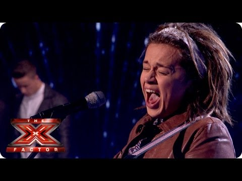 Luke Friend Sings Still Haven't Found What I'm Looking For by U2 - Live Week 6 - The X Factor 2013
