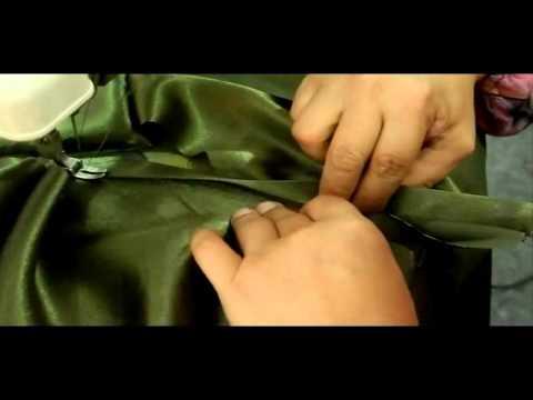 Cara Menjahit Baju melayu (Cekak Musang Part-2)