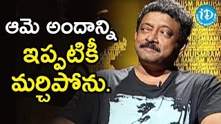 Director Ram Gopal Varma To Speak About Shobhaa De | Ramuism 2nd Dose - IDREAMMOVIES
