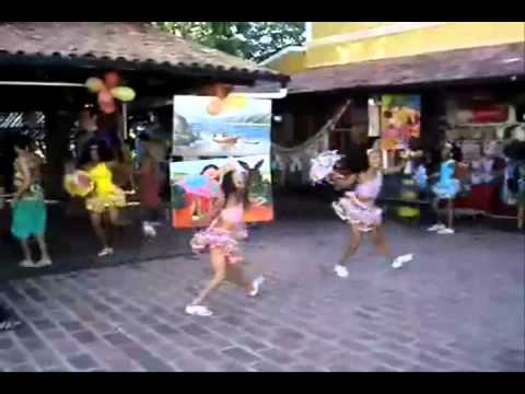 Frevo do Nordeste - The Frevo (to boil) - Typical Dance of Northeastern Brazil.