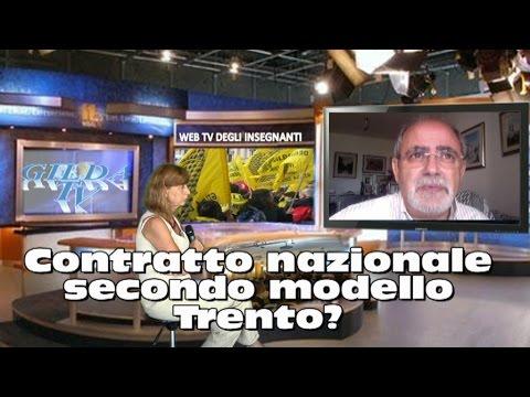 Contratto nazionale secondo modello Trento?