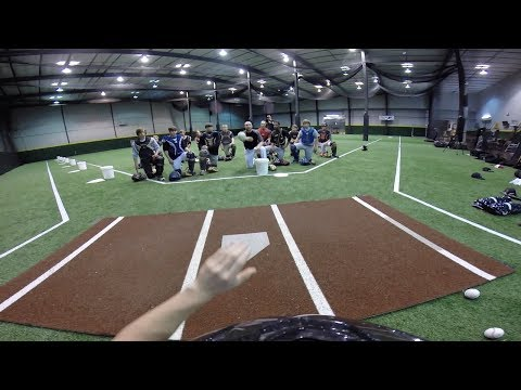 Catcher Cam Preview - Receiving Incrediballs Drill